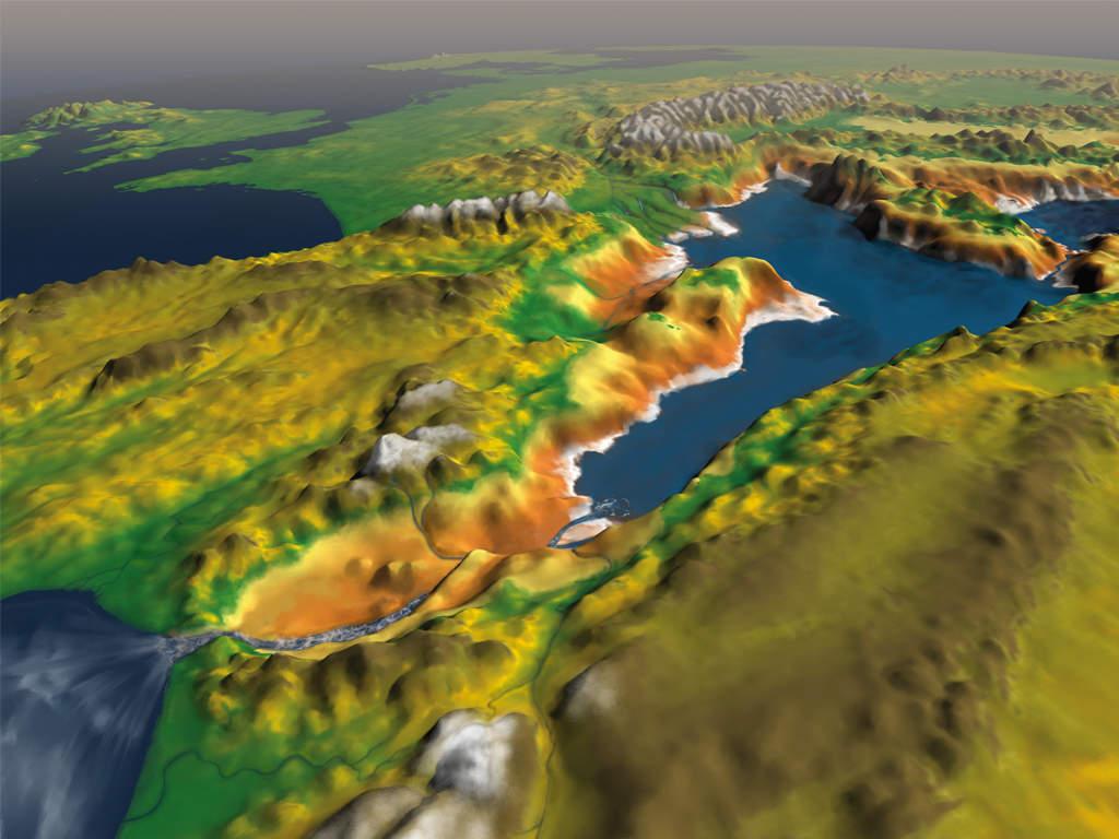 Meerenge Von Gibraltar Karte.Strasse Von Gibraltar Entstehung Und Bedeutung Fur Die Natur